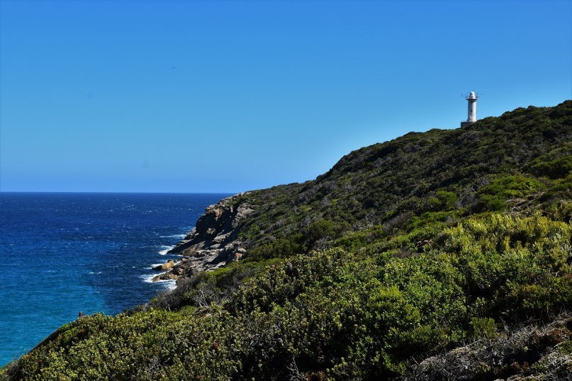 Lighthouse, Torndirrup National Park