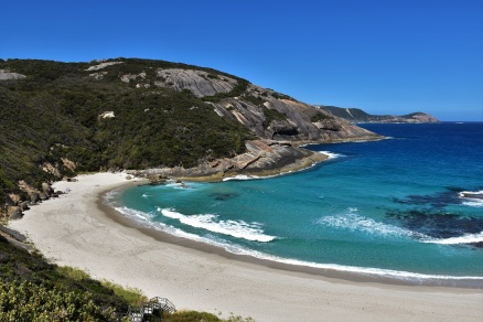 Salmon Beach, Torndirrup National Park
