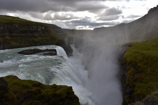 Gullfoss, waterfall