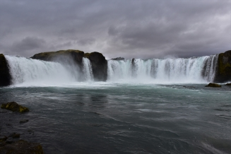Godafoss, waterfall