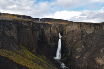 Litlanesfoss, waterfall