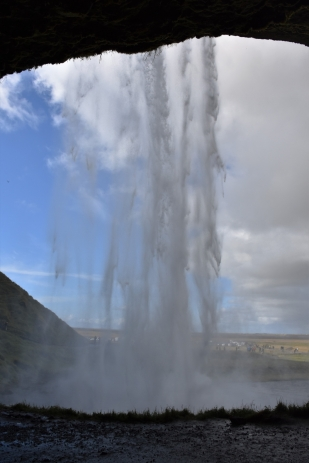 Seljalandsfoss, waterfall