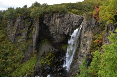 Waterfall, Skaftafell National Park
