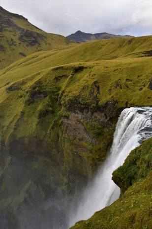 Skogafoss, waterfall