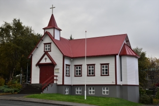 Church, Akureyri