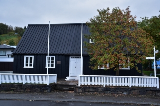 Akureyri oldest house