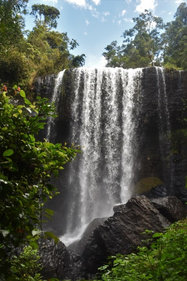 Waterfall in the Atherton Tablelands