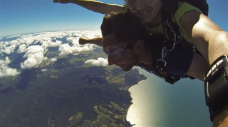 Skydive, Mission Beach