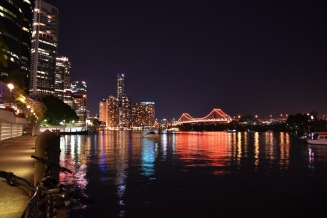 Brisbane River, Story Bridge
