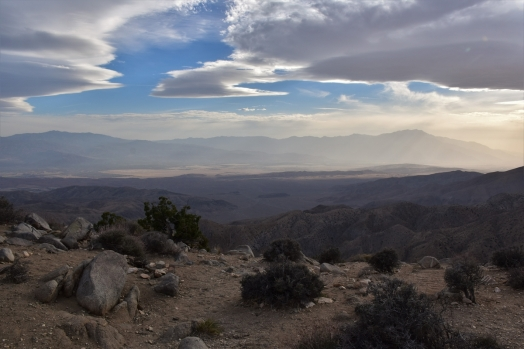 Joshua Tree National Park, Keys View