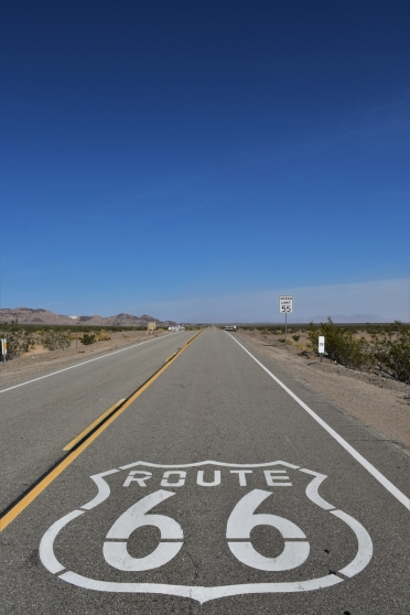Route 66, road trip