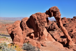 Valley of Fire, Elephant Rock