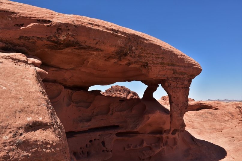 Valley of Fire, Piano Rock
