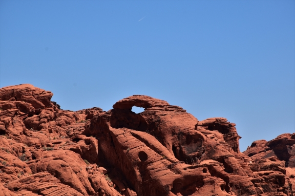 Valley of Fire, natural arch