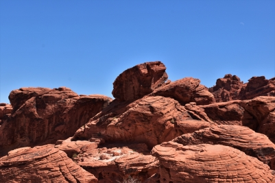 Valley of Fire, rocks