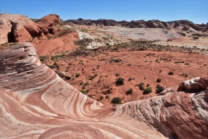 Valley of Fire, Fire Wave
