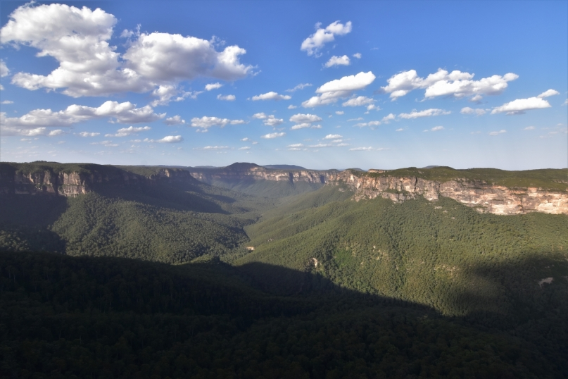 Blue Mountains, Evans Lookout