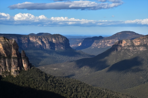 Blue Mountains, Govetts Leap Lookout