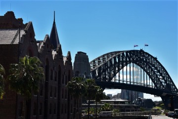 Harbour Bridge, The Rocks