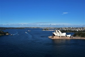 Sydney Harbour, Opera House
