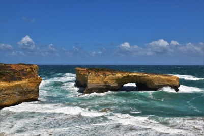 Great Ocean Road, London Arch