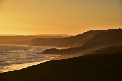 Great Ocean Road, Point Addis, sunset