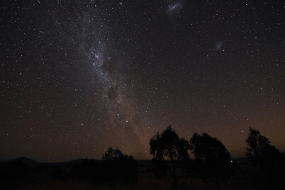 Mount Buller, night sky, Milky Way