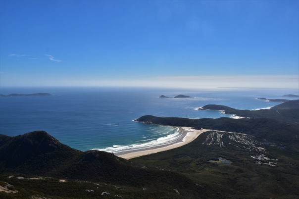 Wilsons Promontory, Mount Oberon, Squeaky Beach