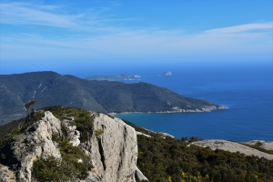 Wilsons Promontory, view, Mount Oberon