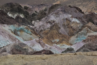 Death Valley, Artist's Palette