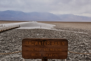 Death Valley, Badwater
