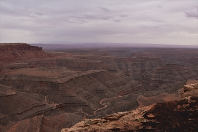 Muley Point Overlook