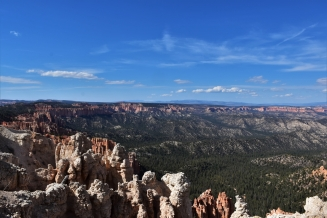 Bryce Canyon, Rainbow Point