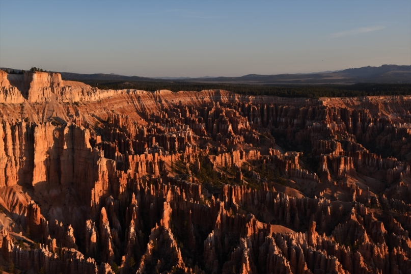 Bryce Canyon, sunrise