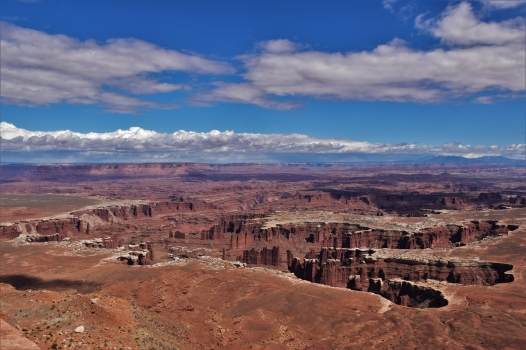 Grand View Point, Canyonlands