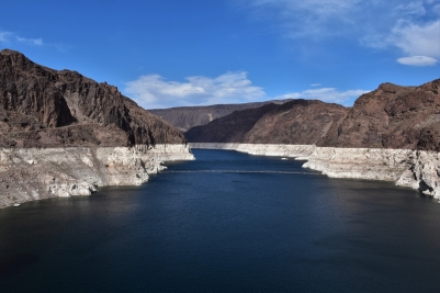 Hoover Dam, Colorado River