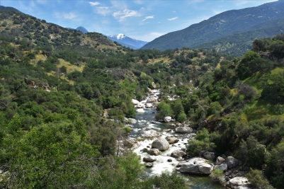 Sequoia National Park, Kaweah River