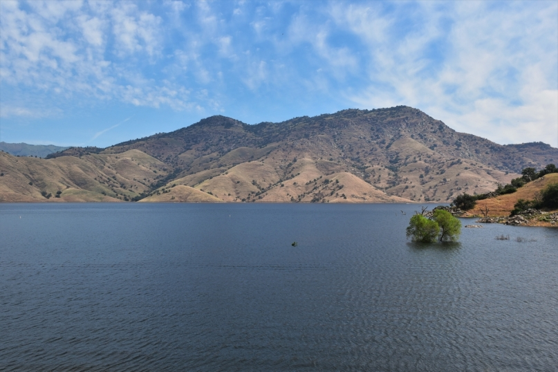 Sequoia National Park, Lake Kaweah