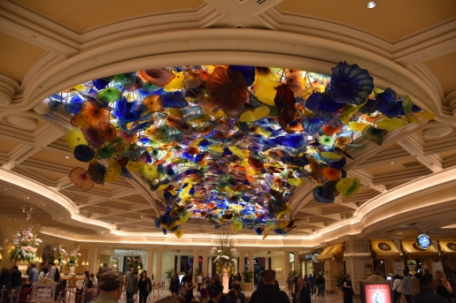 Las Vegas, the Bellagio