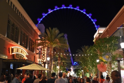Las Vegas, high roller