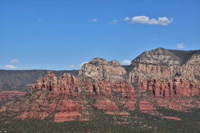 Sedona, Airport Road lookout