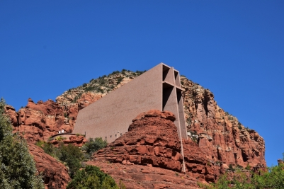 Sedona, Chapel of the Holy Cross