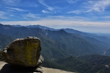 Sequoia National Park, Hanging Rock