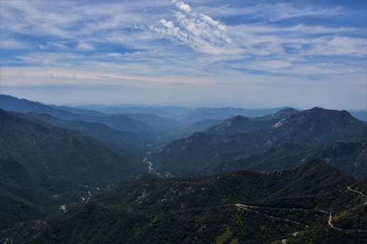 Sequoia National Park, Moro Rock