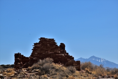 Wupatki National Monument, Box Canyon