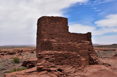 Wupatki National Monument, Wukoki Pueblo