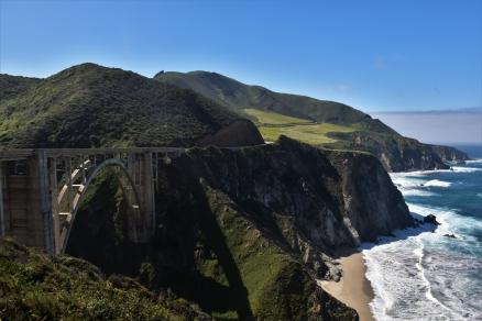 Highway One, Bixby Bridge