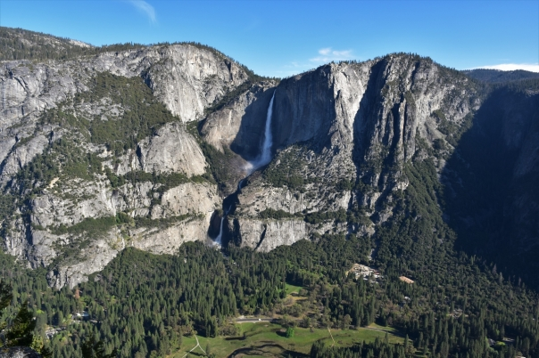 Yosemite Fall, Four Mile Trail