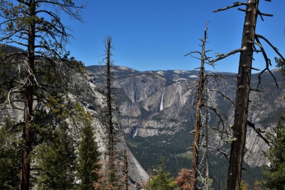 Yosemite Fall, Panorama Trail