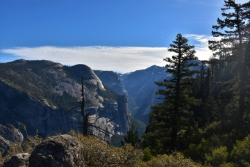 Yosemite, Four Mile Trail